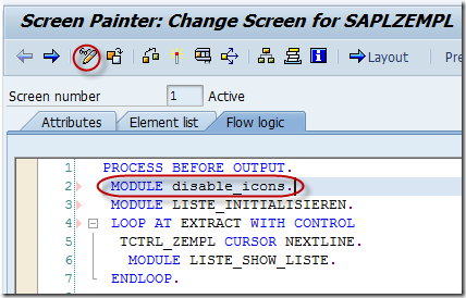How to Disable Delete Icon in SAP Table Maintenance