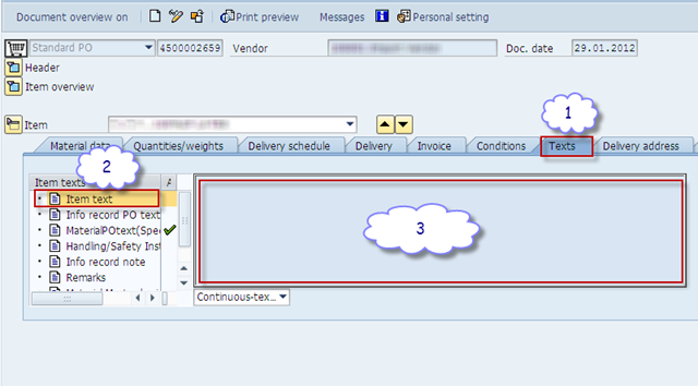 Find out SAP Text ID and Text Object for any SAP Long Text