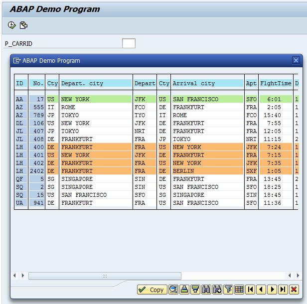 F4 help for presentation server path sap